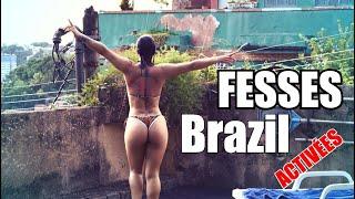 getlinkyoutube.com-✸ Circuit TAILLE ULTRA FINE et GROSSES FESSES ! Avoir des fesses bombées de brésilienne .