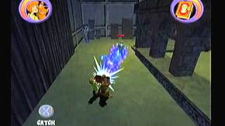 getlinkyoutube.com-Scooby Doo: Mystery Mayhem (PS2) - Capturing the Red Knight (Part 10)