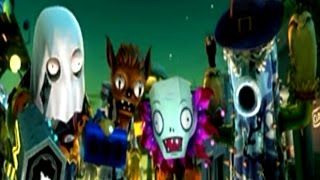getlinkyoutube.com-Plants vs. Zombies: Garden Warfare - Halloween