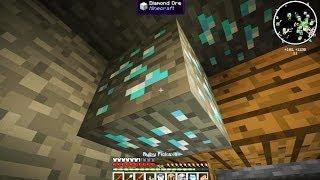 getlinkyoutube.com-Minecraft FTB #6: KIM CƯƠNG!!!