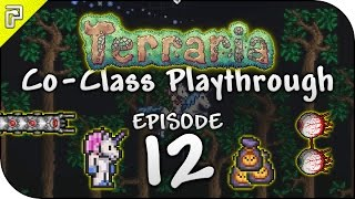 getlinkyoutube.com-Terraria 1.3.3 | Destroyer! The Twins! Halloween Event! | Co-Class Let's Play w/ChippyGaming [#12]