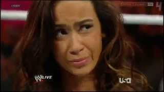 getlinkyoutube.com-WWE Raw 7/9/12 - AJ Slaps CM Punk & Daniel Bryan