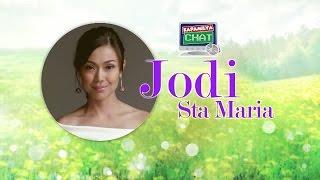 getlinkyoutube.com-Kapamilya Chat with Jodi Sta. Maria for Pangako Sa'Yo