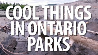 getlinkyoutube.com-Cool Things in Neys Provincial Park