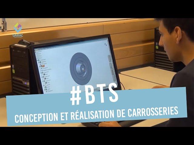 BTS Conception et Réalisation de Carrosseries