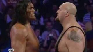 getlinkyoutube.com-Big Show vs. Shelton Benjamin & MVP & The Great Khali & Vladimir Kozlov