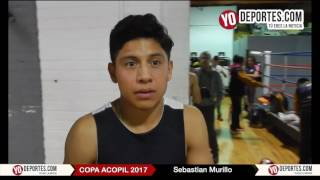 Sebastian Murillo Copa Acopil Chicago 2017