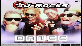 DANCE - J ROCKS  karaoke download ( tanpa vokal ) cover