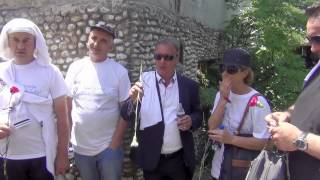 """getlinkyoutube.com-Marš sjećanja na heroja """"Vinka Šamarlića"""" (Odred Hrasno Brdo)08.06.2015"""