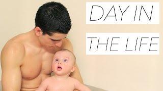 getlinkyoutube.com-TEEN DAD: DAY IN THE LIFE  ☼