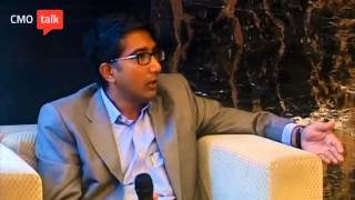 Marketing for financial services and banks - interview with Balaji Vishwanath about marketing money