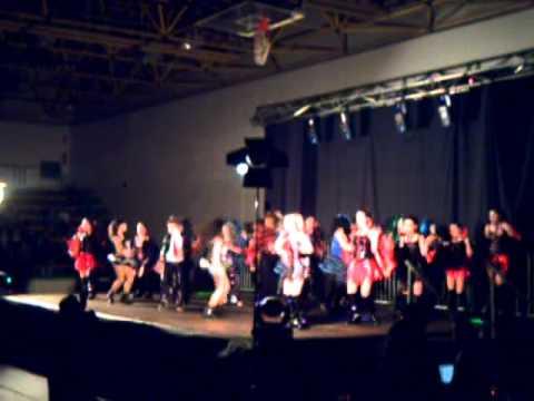 Presentación de Renteria ,Carnaval 2013, KAOS.
