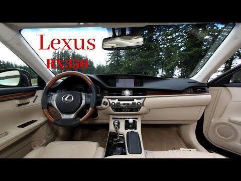 Разборка обшивки задней пятой двери на Lexus RX350
