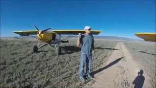 getlinkyoutube.com-Just  Aircraft SuperSTOL  CubCrafters SS Carbon Cub Side by Side Overview