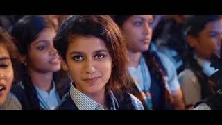 صدمة غمزة البنت الهندية Priya prakash varrier