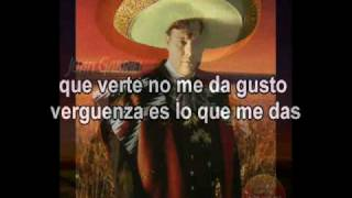 getlinkyoutube.com-Juan Gabriel - Te Vas A Quedar Con Las Ganas