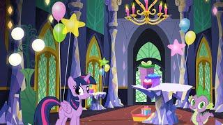 getlinkyoutube.com-My Little Pony Princess Twilight Sparkle Party Day Friendship Celebration Cutie Mark Magic App Game!
