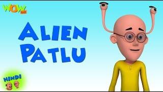 getlinkyoutube.com-Alien Patlu - Motu Patlu in Hindi