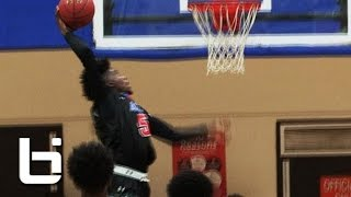 Seventh Woods & Jalek Felton CLASH at Chick-Fil-A Classic (UNC Commits)