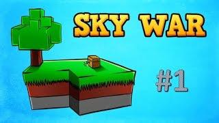"getlinkyoutube.com-[03][Minecraft Minigame] Skywar 1 ""ไข่ไก่พิทักษ์โลก"""