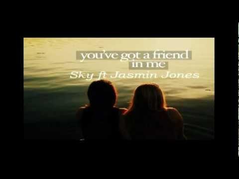 Sky ft Jasmin Jones - You've Got A Friend ( Carole King cover )