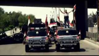 "getlinkyoutube.com-HD أغنية "" الشعب السوري انتصر "" ♪♫  رامي كزعور 2012"