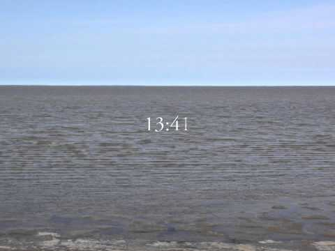 Waddenzee part I (natural tide)