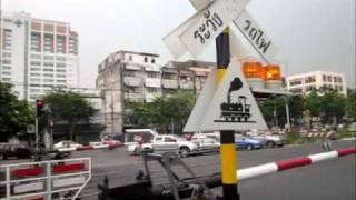 getlinkyoutube.com-Samsen station, Bangkok, Thailand