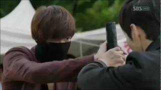 getlinkyoutube.com-City hunter, Lee Yun Seong - fighting scenes (Part 1/2)