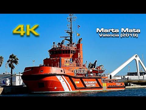 Click to view video Marta Mata (BS-33) high sea tugboat