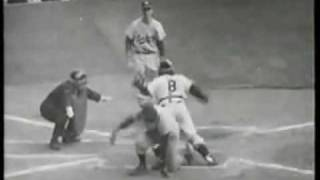 Jackie Robinson Steals Home Base