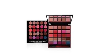 getlinkyoutube.com-Smashbox Be Legendary Lipstick Palette  Creams