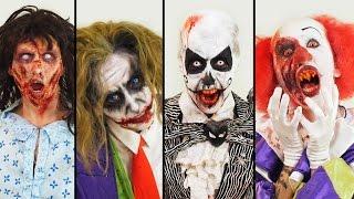 getlinkyoutube.com-4 Halloween Looks That Are Scary AF