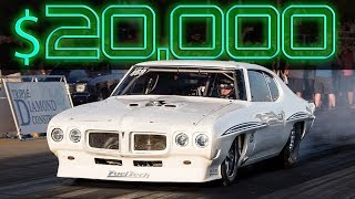 getlinkyoutube.com-Street Outlaws BIG CHIEF Wins $20,000!!
