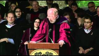 getlinkyoutube.com-Commencement 2012 - Frank H. Easterbrook '70