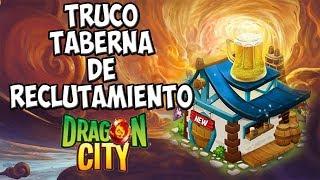 getlinkyoutube.com-Truco para conseguir los dragones de la Taberna de Reclutamiento 2014 - Dragon City