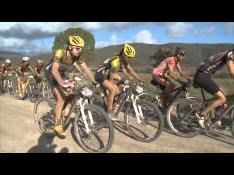 2012 Absa Cape Epic Stage 2: Full Highlights