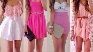getlinkyoutube.com-Outfits con faldas - Moda y tendencias 2015