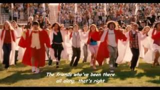 getlinkyoutube.com-High School Musical 3: Senior Year - High School Musical - Karaoke ITALIANO