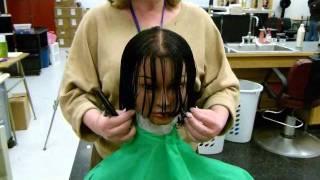 getlinkyoutube.com-basic layer haircut
