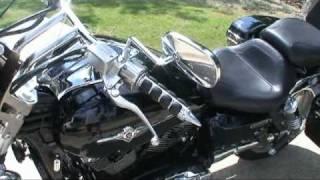 getlinkyoutube.com-2005 Kawasaki MeanStreak 1600 FOR SALE!!