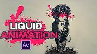 getlinkyoutube.com-Como Crear Animaciones Liquidas After Effects Tutorial