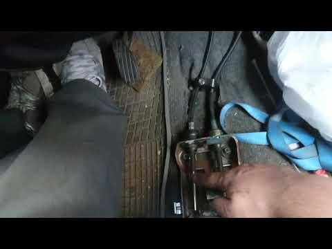 Suzuki Wagon R МКПП - трос КПП от Daewoo Matiz