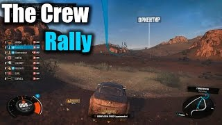 getlinkyoutube.com-The Crew BMW Z4 Rally(Ралли во всей красе)