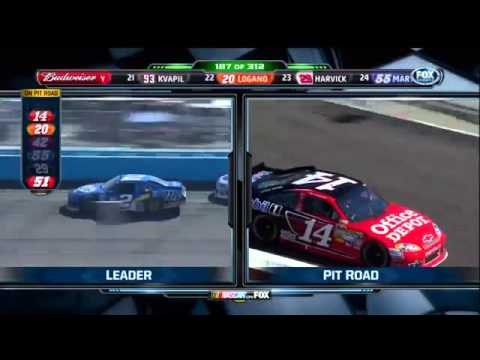 Nascar Sprint Cup 2012 - Subway Fresh Fit 500 ( FULL RACE HD ) - Phoenix Int. Raceway - Race 02/36