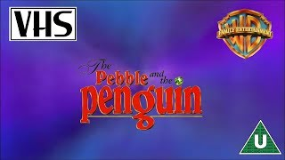 Opening To The Pebble And The Penguin UK VHS (1996)