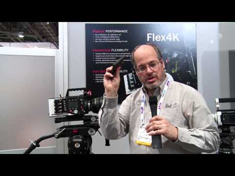 NAB 2013: First Look at the Phantom Flex4K | CineTechnica