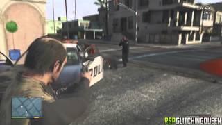 getlinkyoutube.com-GTA 5 Cheats: GOD MODE CHEAT CODE - Invincibility Cheat PS3 Xbox 360