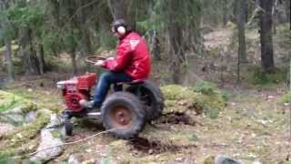 getlinkyoutube.com-Romping with my home made tractors