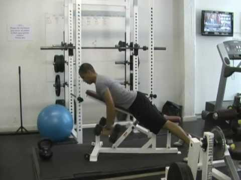 Circuit Workout using TT Thermogenic 30 Workout B